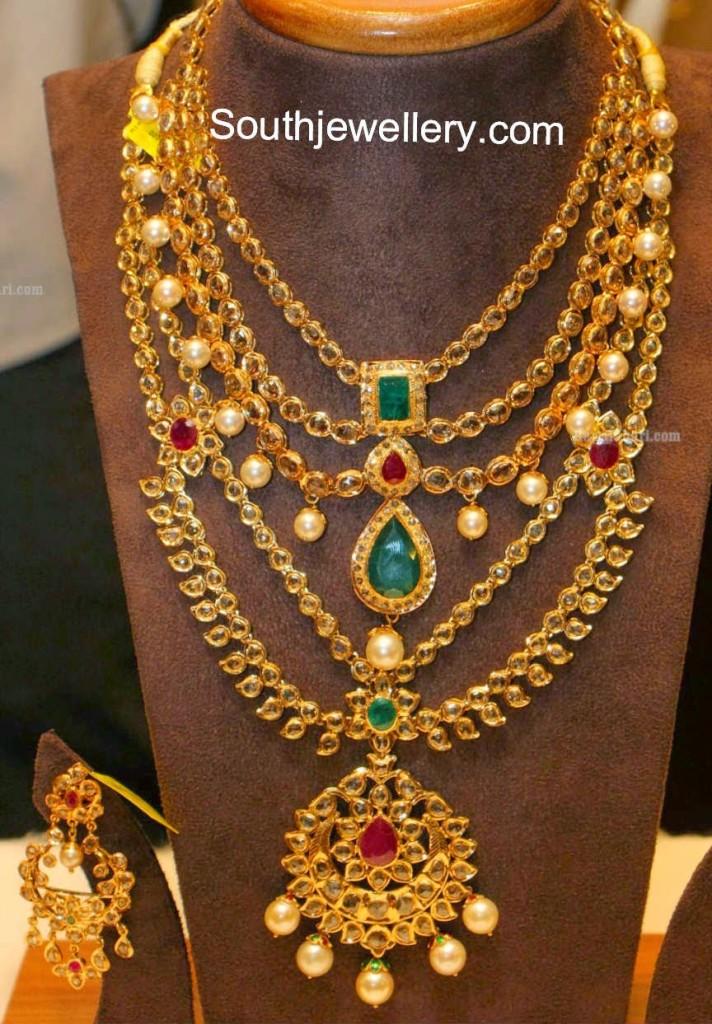 Top 9 South Indian Wedding Jewellery Trends - Jewellery Designs
