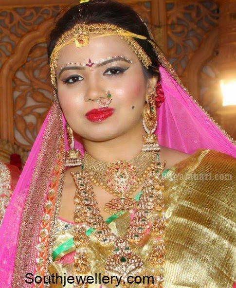 latest indian bridal jewellery