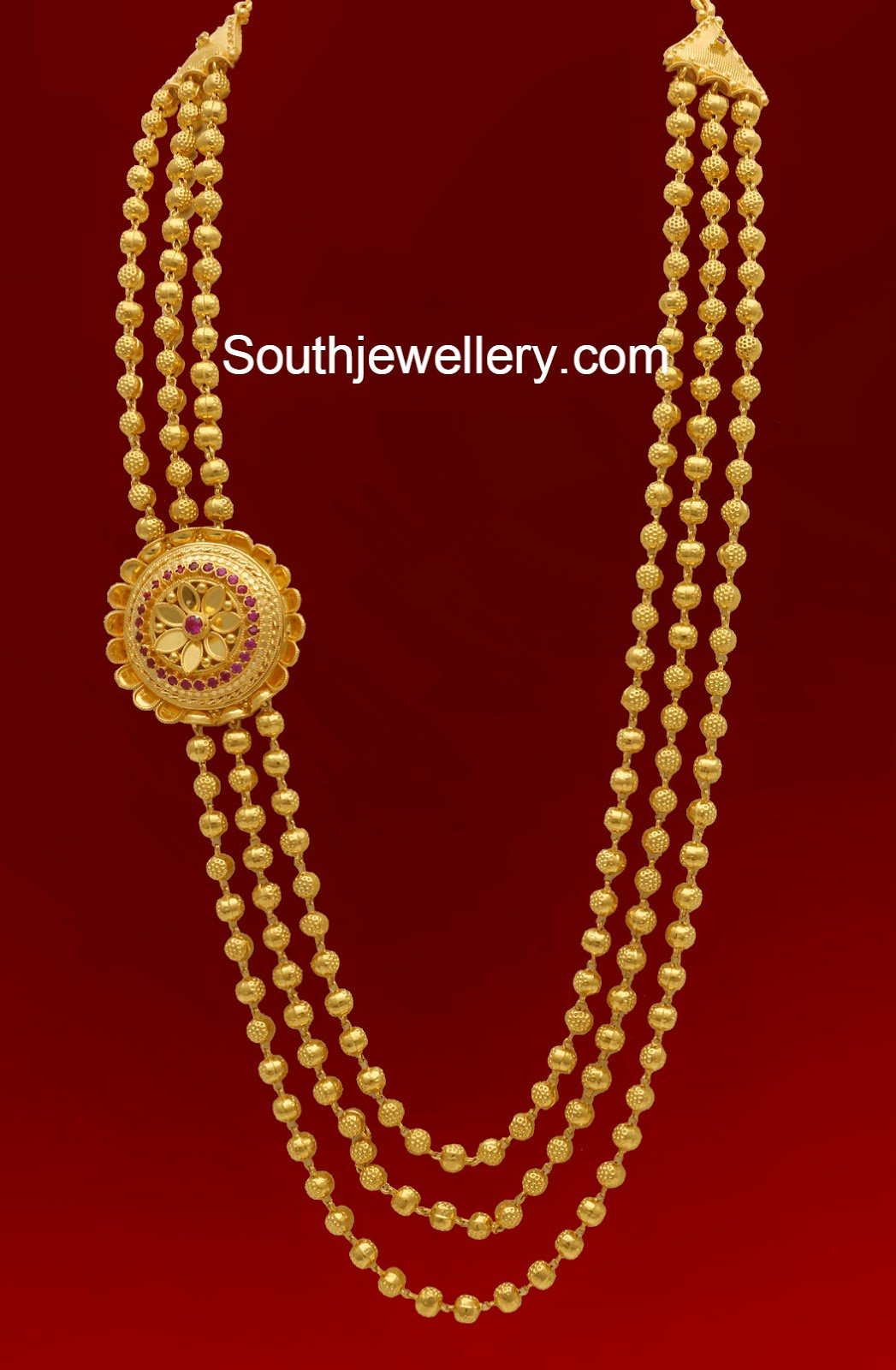 Gold Long Chain New Designs