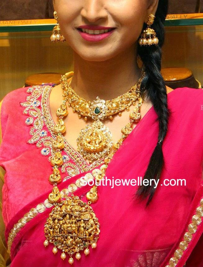 manepally temple jewellery