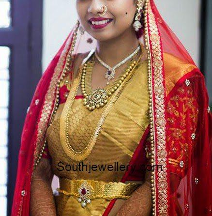 andhra bride jewellery