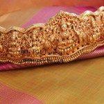 Gold Plated Lakshmi Vaddanam