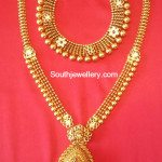 Antique Necklace and Long Chain Set