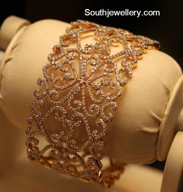 Uncut diamond earrings