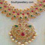 Beautiful Pacchi Mango Necklace set