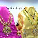 Latest Pacchi Necklace Sets