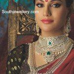 Stunning Diamond Jewellery Set