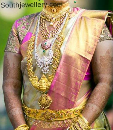 south indian wedding jewelry