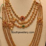 Uncut Necklace and Pachi Haram