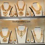 Latest Polki Pachi Necklace Sets