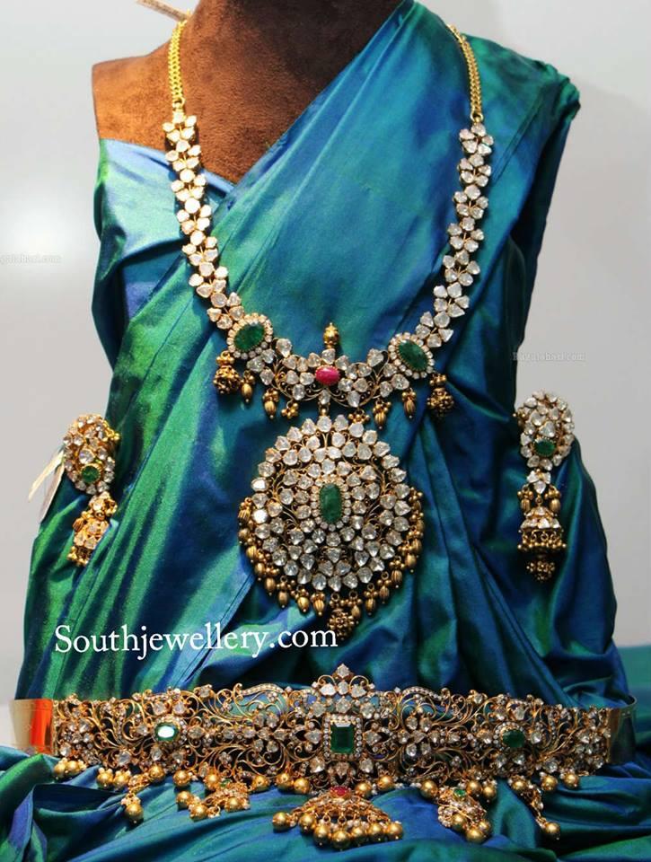 viranica manchu in vasundhara exotic jewellery jewellery