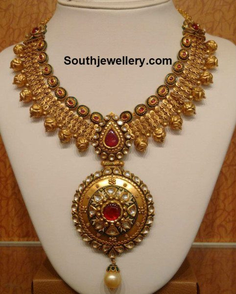 antique_kundan_necklace