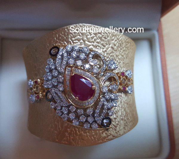 Italian Diamond Bracelet