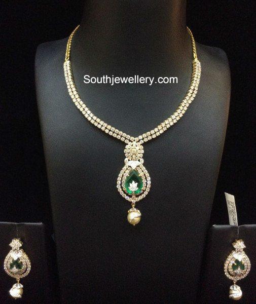 diamond_necklace_set