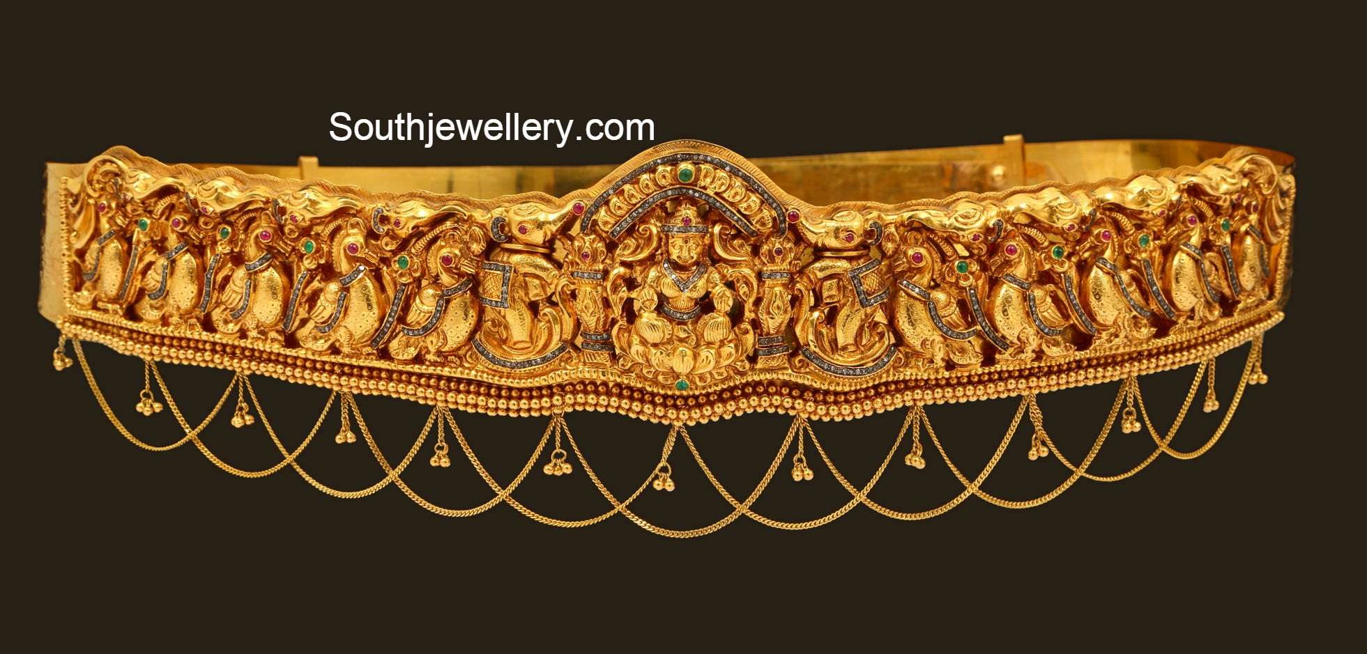 Vaddanam Designs With Weight And Price Latest Jewelry