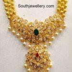 72 Grams Gundla Mala with Pachi Pendant