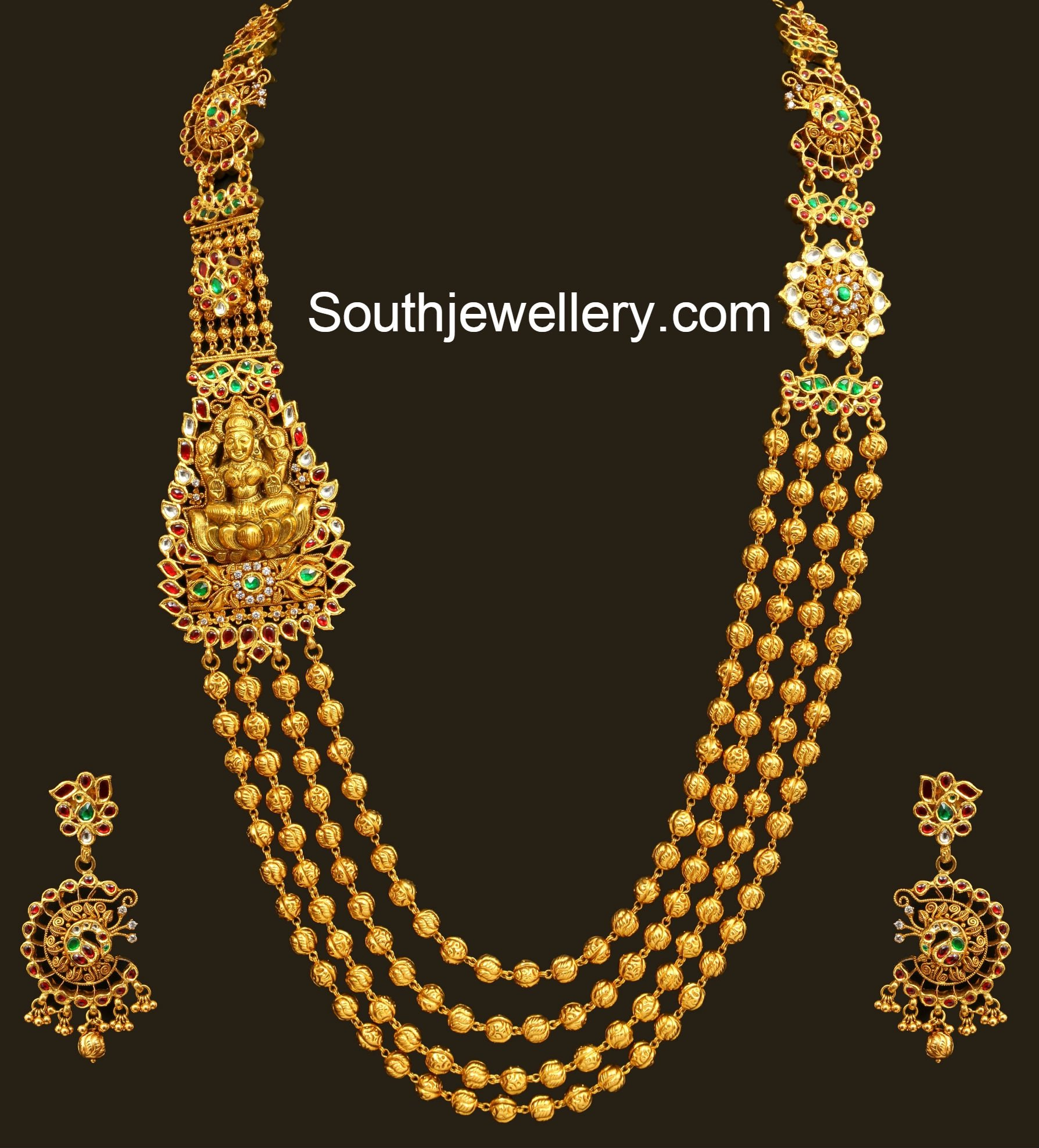 Gold Long Chain Models Latest Jewelry Designs Jewellery