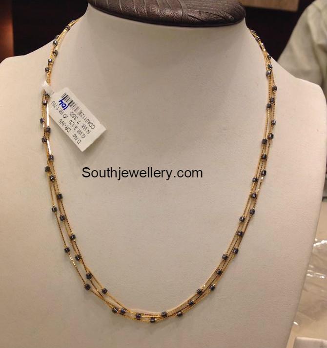 Light Weight Black Beads Chains  Jewellery Designs. 18k Pendant. Ivory Pearl Bracelet. Bezel Set Stud Earrings. Pink Opal Stud Earrings. Sofa Diamond. Raw Diamond Engagement Rings. Tulip Engagement Rings. 24k Chains