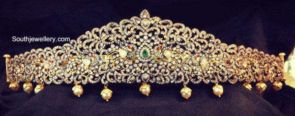 peacock_diamond_vaddanam