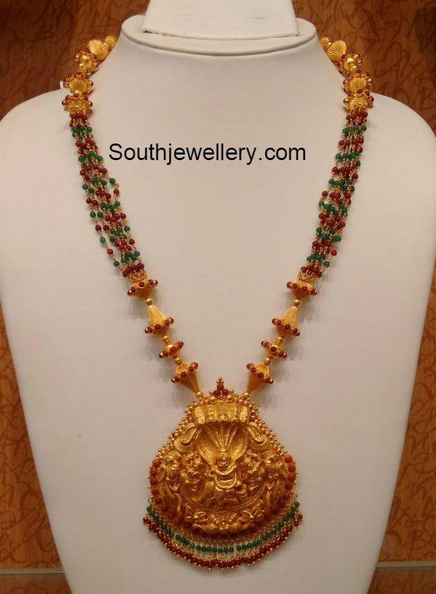 kundan Necklace latest jewelry designs - Jewellery Designs
