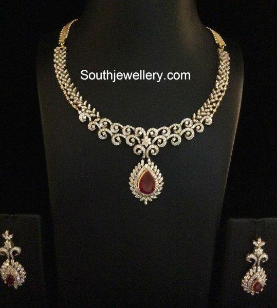 simple+diamond_necklace