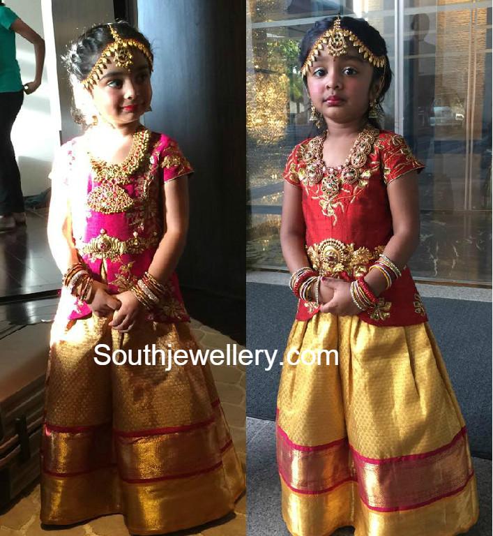 Kids Jewellery Latest Jewelry Designs