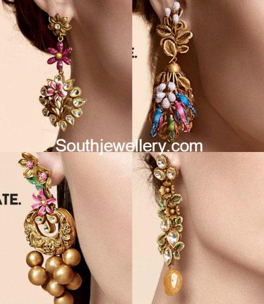 antique_gold_earrings