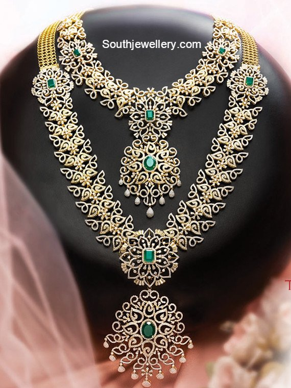 Grt Jewellers Collection Latest Jewelry Designs Indian Jewellery Designs