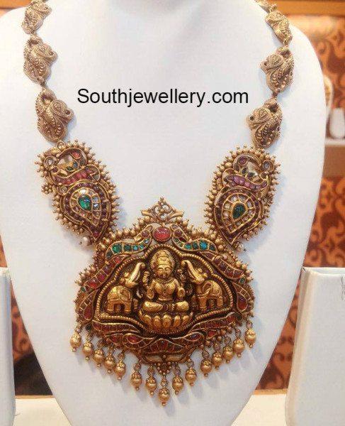 gajalakshmi_necklace