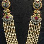 Peacock South Sea Pearls Mala