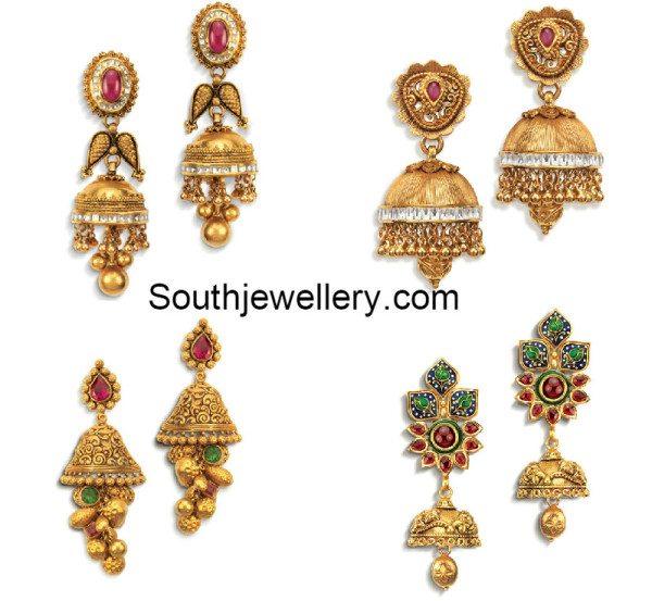 antique_gold_jhumkis_designs