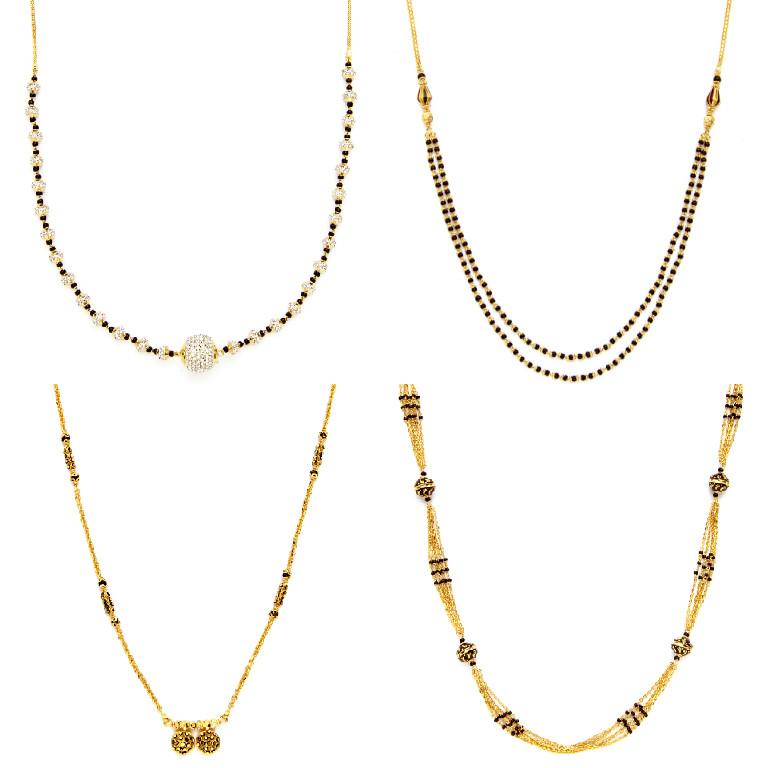 Short Mangalsutra Latest Jewelry Designs Jewellery Designs