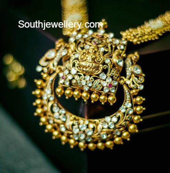 lakshmi_polki_pendant