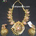 Nakshi Mango Necklace