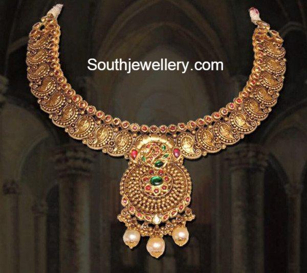 mango_necklace_antique