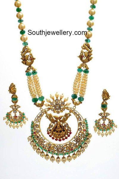 pearl_haram_with_nakshi_pendant