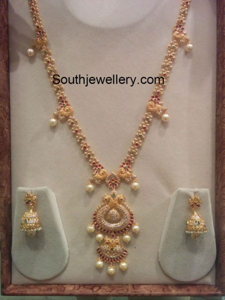 Diamond Pearl Pendant Designs