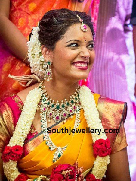 dipika_pallikal_marriage_wedding_jewellery