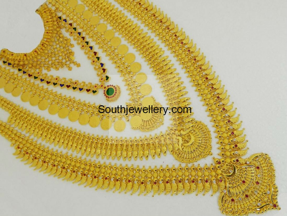 Gold ornaments kerala images for Simple gold ornaments