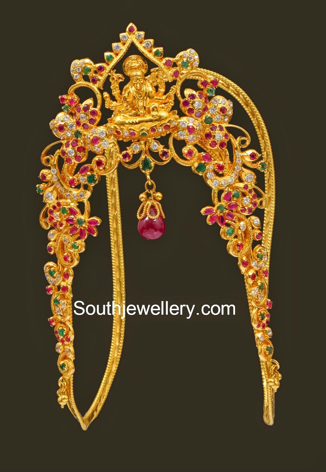 Ara Vanki Models Latest Jewelry Designs Jewellery Designs
