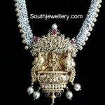 Lakshmi Pearl Pendant
