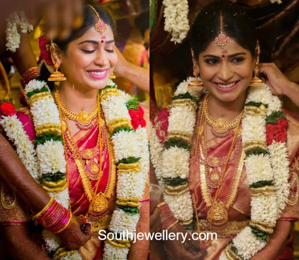 actress_vijayalakshmi_wedding_jewellery