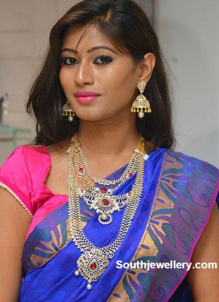 bridal_diamond_jewellery_set