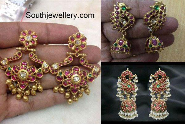 peacock_ruby_earrings