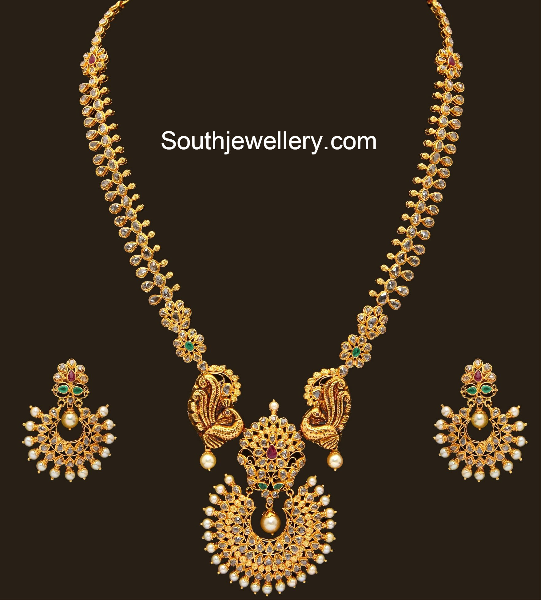 set necklace diamond product at buy long online