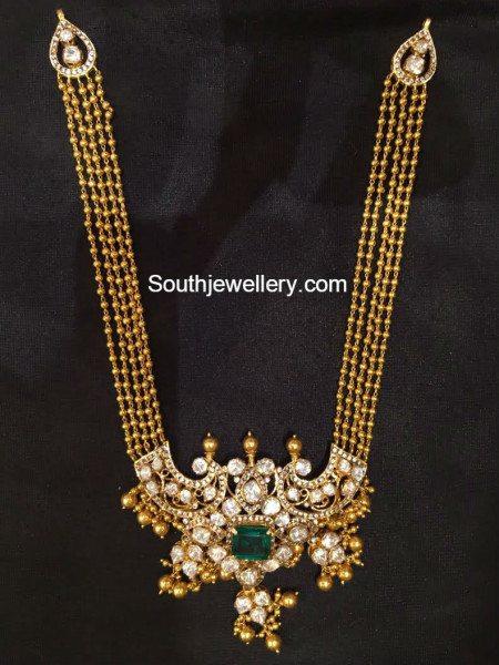 antique_gold_balls_long_chain_pacchi_pendant