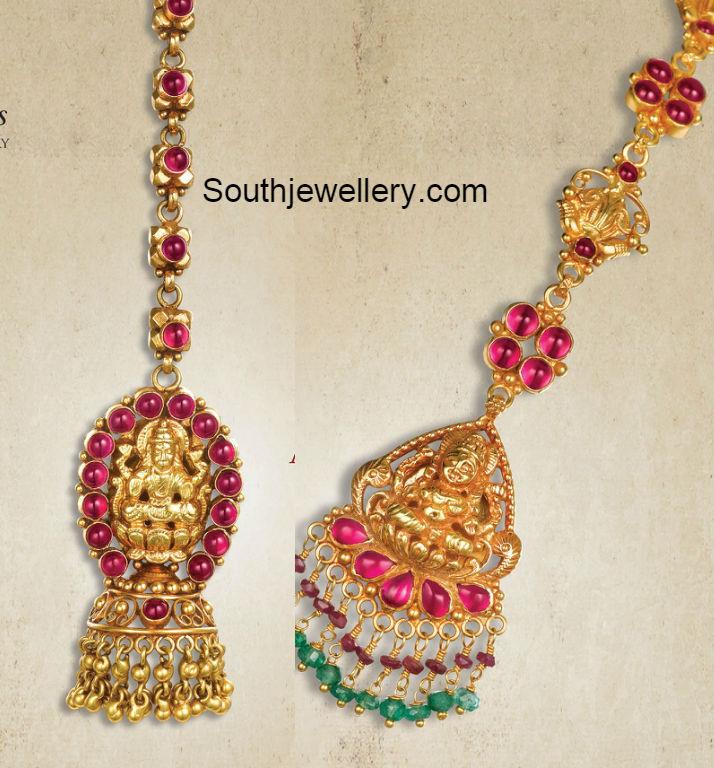 Papidi Billa Latest Jewelry Designs Jewellery Designs