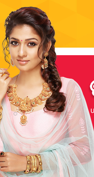 Nayanthara In Grt Jewellery Ad Latest Jewelry Designs
