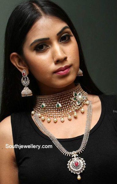 diamond_necklace_haram_set