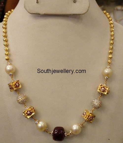 light kundan jewels necklace south india weight gold naj set weighted